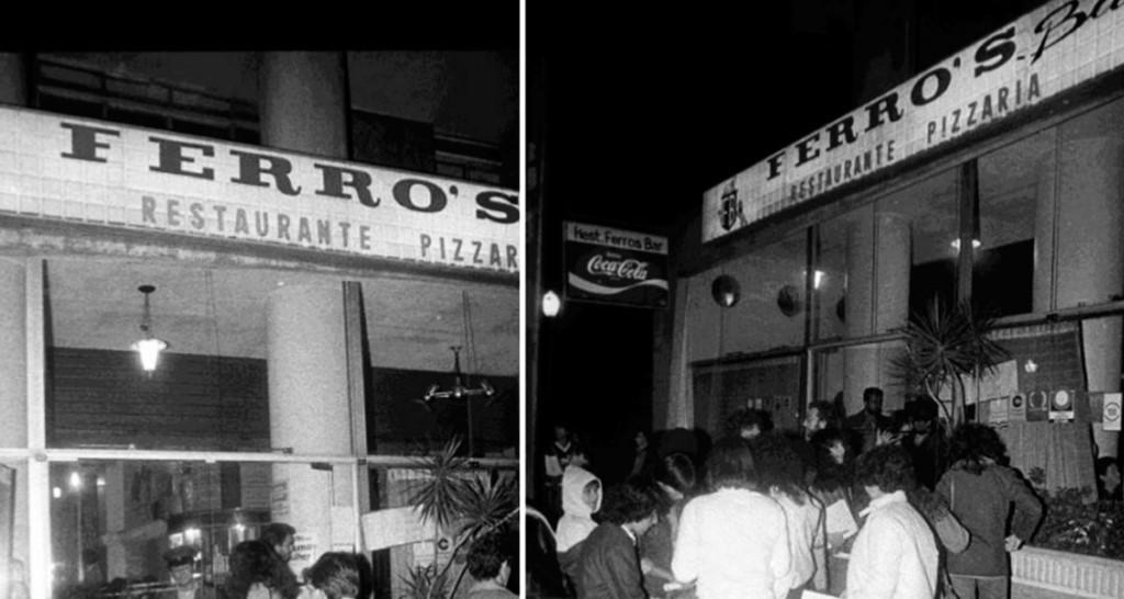 """palíndromo on Twitter: """"Dia 19 de agosto é dia do Orgulho Lésbico. Nesta  data o Grupo de Ação Lésbica Feminista (GALF) coordenado por Rosely Roth  invadiu o Ferros Bar, em São Paulo,"""